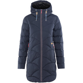 Maloja CelerinaM. Down Coat Women mountain lake